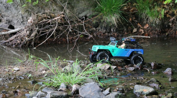 Der Scale-Crawler-Ausflug vom 17.05.2015